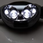 La lampe frontale, l'un des outils de prédilection du bricoleur du dimanche