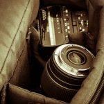 Le sac propice pour la protection de votre matériel de photographie
