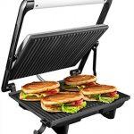 L'appareil à panini, un excellent appareil pour les cuissons rapides de vos différentes recettes